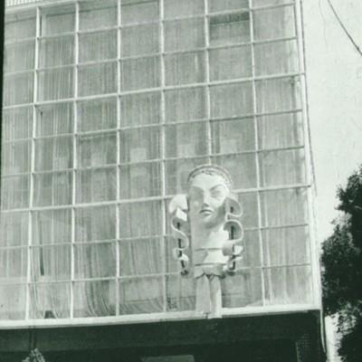 Pavillon de l'élégance, 1937