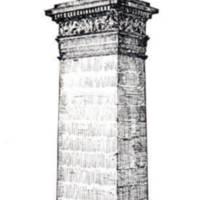 Delphes : Monument de Paul Emile