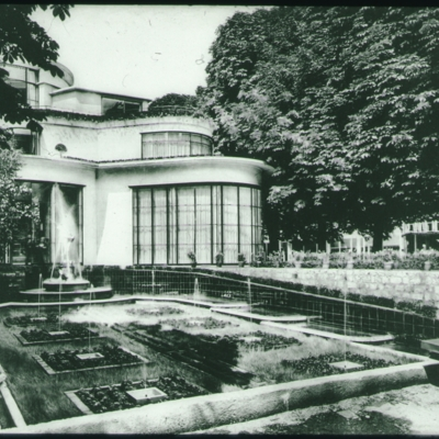 Pavillon de l'architecture privée, 1937