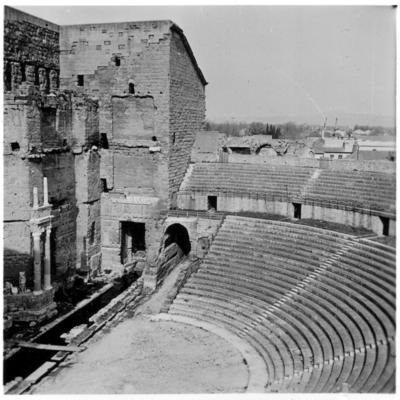 Orange, le théâtre antique