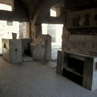 Ostie, près du forum