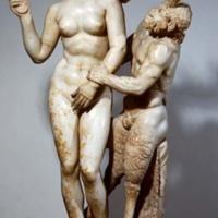 Délos : Aphrodite et Pan