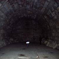 Aizanoi, Temple de Zeus (IIe siècle apr. J.-C.) : crypte