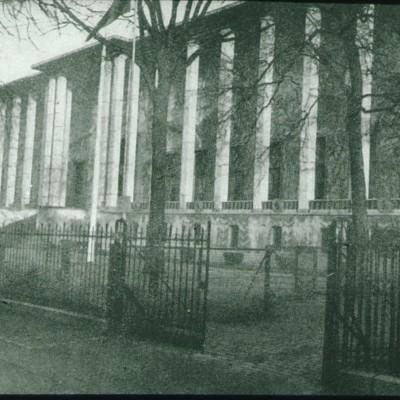 Musée de la France d'Outre Mer, 1937