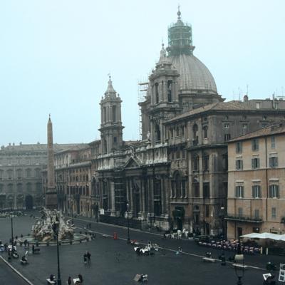 Rome, vues de la ville moderne (en cours de révision)