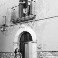 Italie, Monte Torretta di Pietragalla (Basilicate) : moments de détente
