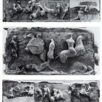 Delphes : Monument de Paul Emile, frise