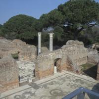 Ostie, thermes de Neptune