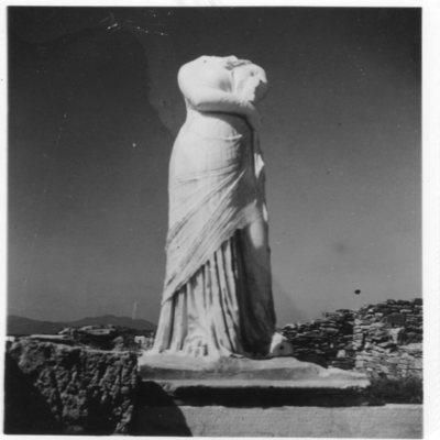 Délos, Maison de Cléopâtre (en cours de révision)