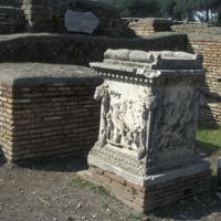 Ostie, Maison d'Apulée
