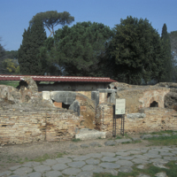 Ostie, tomba degli Archetti
