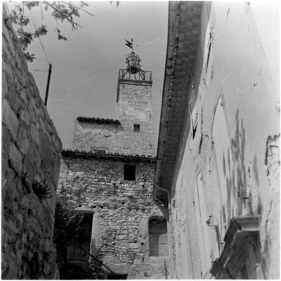 Tour de l'Horloge ou Beffroi de Vaison-la-Romaine