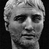 Delphes : Vieux romain Flamininus
