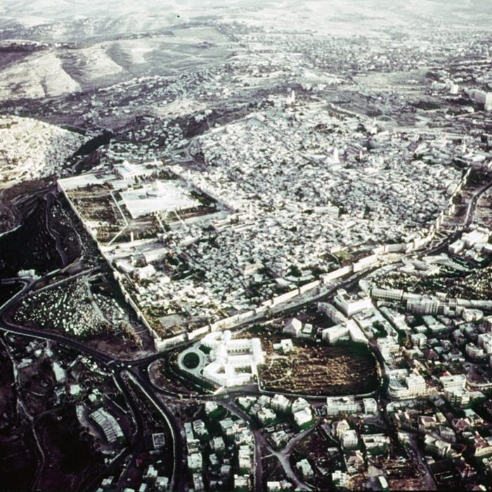 Jérusalem, Israel (en cours de révision)