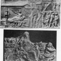 Examen sur Bacchus et un relief de Carthage