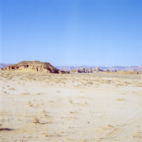 Arabie Saoudite, Hégra : Nécropole du Jabal Al-Ahmar