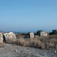 Palaipaphos, Temple d'Aphrodite : détail