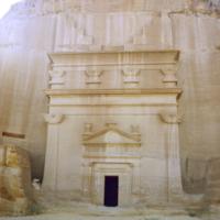 Arabie Saoudite, Hégra : tombeau de type Hégra