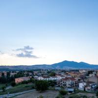Italie, Atella (Basilicate) : vues d'ensemble