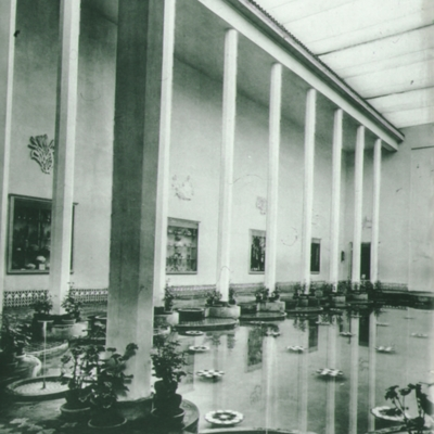 Pavillon de l'Irak, 1937