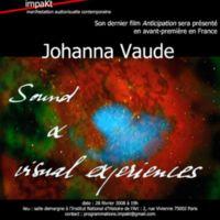 "Affiche impaKt ""Johanna Vaude"""