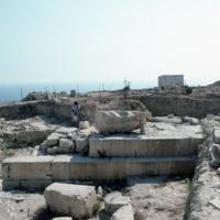 Kourion, Sanctuaire d'Apollon Hylatès :