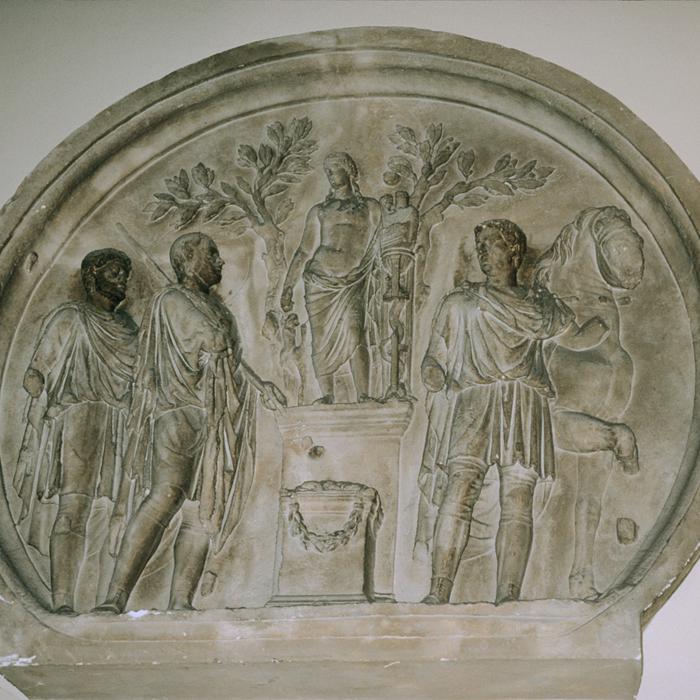 Institut d'art et d'archéologie : collection de moulages (en cours de révision)