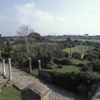 Ostie, Horrea d'hortensius