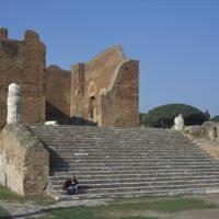 Ostie, forum capitole