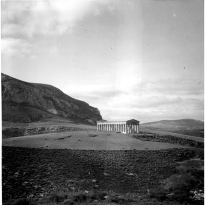 Ségeste, temple d'Héra