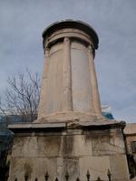 Monument de Lysicrate: face sud, détail